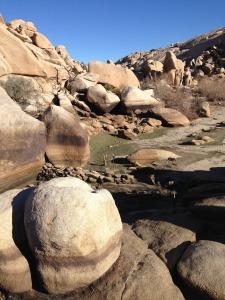 Barker Dam - 100 Year Drought